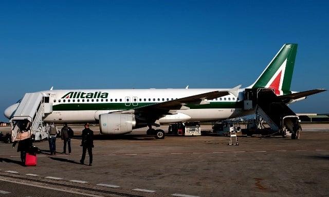 Alitalia strike disrupts air travel in Italy