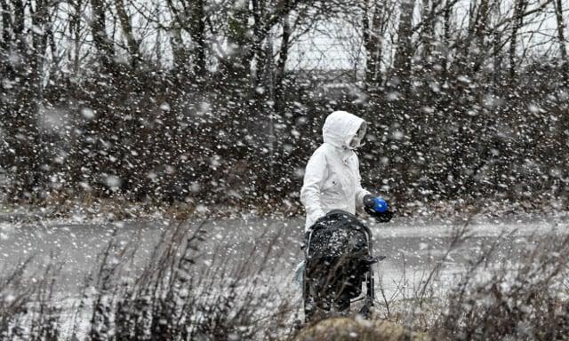 Southern Sweden warned of heavy weekend of snow