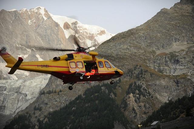 Three killed in avalanche at Italian ski resort