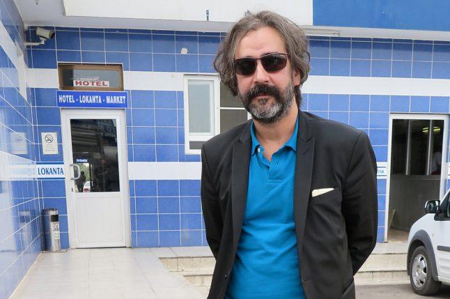 German reporter held in Turkey appeals for release