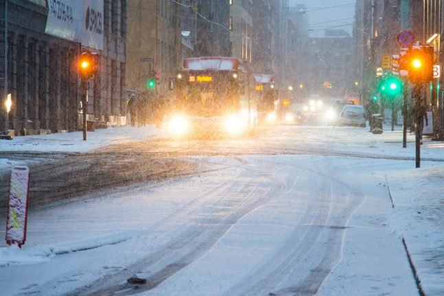Southern Norway sees 20 degree temperature drop in two days