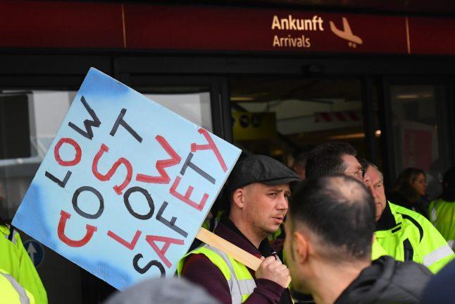 Union says 'no strikes until Sunday' after walkouts slash hundreds of flights