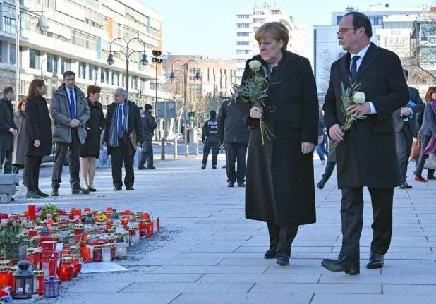 Berlin and Paris plan European centre to fight radicalism