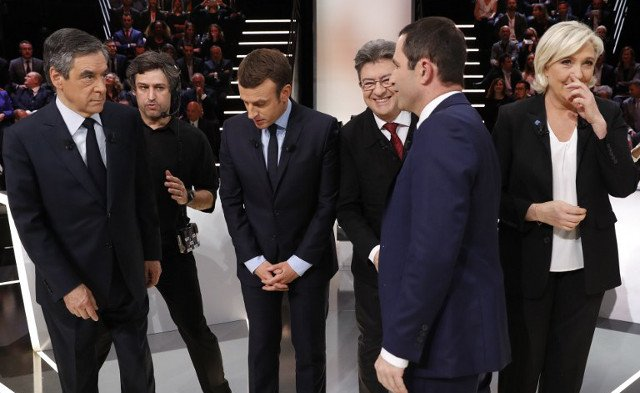 Who is France's wealthiest presidential candidate?
