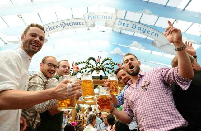 Rejoice! Munich gets go-ahead to cap Oktoberfest beer prices