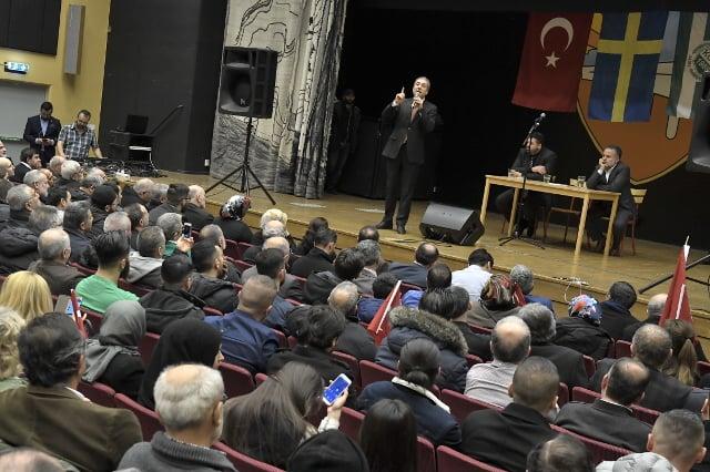 Why Sweden did NOT block Turkish visit