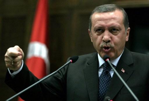 Switzerland investigates Kurdish rally over 'kill Erdogan' banners