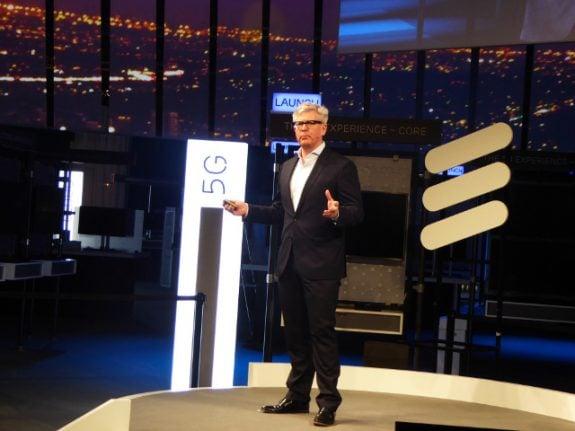 Struggling Ericsson spends billions in bid to turn things around