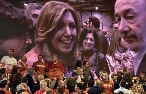 Race to lead Spain's Socialists heats up
