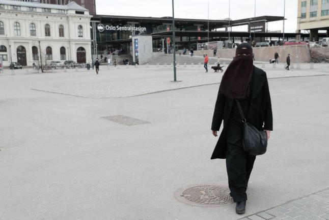 Islamic Council Norway hires woman in niqab as administrative officer