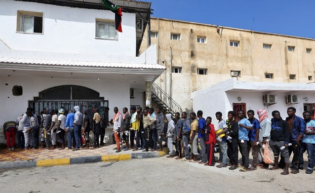A Libyan court has suspended an anti-people-smuggling deal with Italy