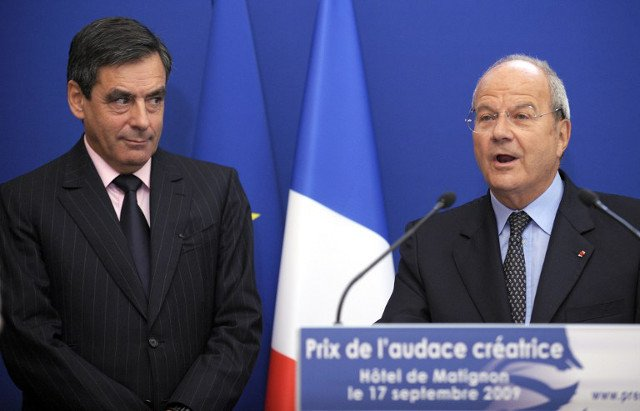 French tycoon 'gave Fillon undeclared €50,000 loan'