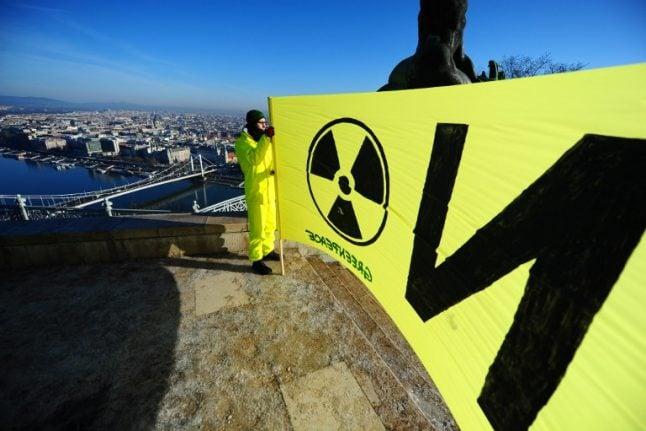 Austria fumes at Hungary's Kremlin-backed nuclear plant