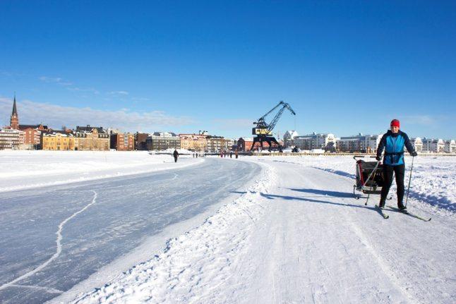 Luleå, Sweden's Winter Wonderland