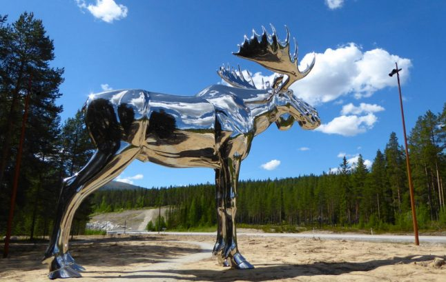 Big, bold and a bit bonkers: Norway's large-scale sculptures