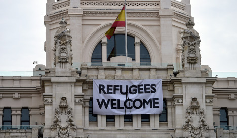 Spain welcomed more refugees than ever before in 2016