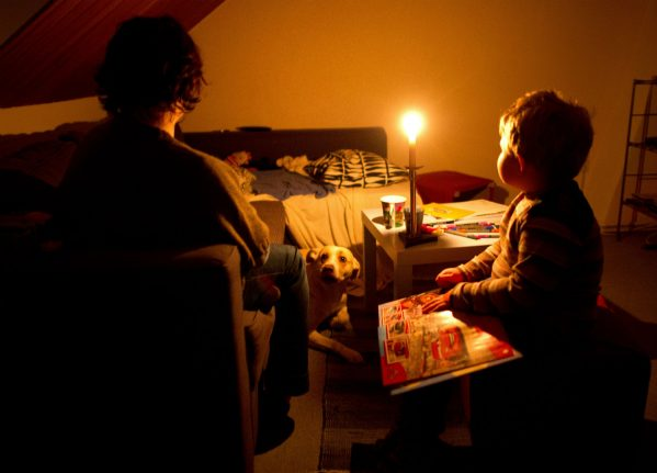 Over 300,000 poverty-hit German homes have power cut off each year
