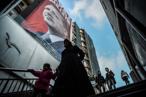 Turkey summons Swiss envoy over Kurdish rally