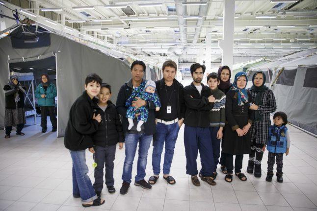 Asylum seeker arrivals in Norway 'lowest since 1997'