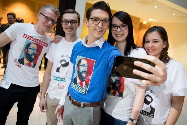 Make Europe Great Again: Merkel's anti-Trump opponent rallies youth support