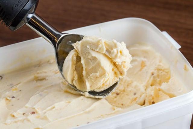 How to make cloudberry ice cream