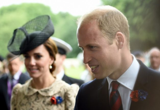What will Prince William and the Duchess get up to in Paris this weekend?