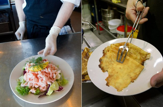 Learning the language: The perils of poor Swedish prawn-unciation