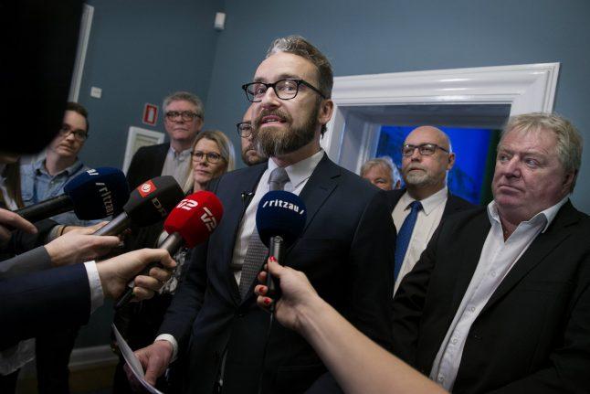 Uber downfall splits Danish politicians