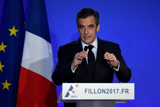 'I will not give in': Angry Fillon to face charges but won't quit French presidential race