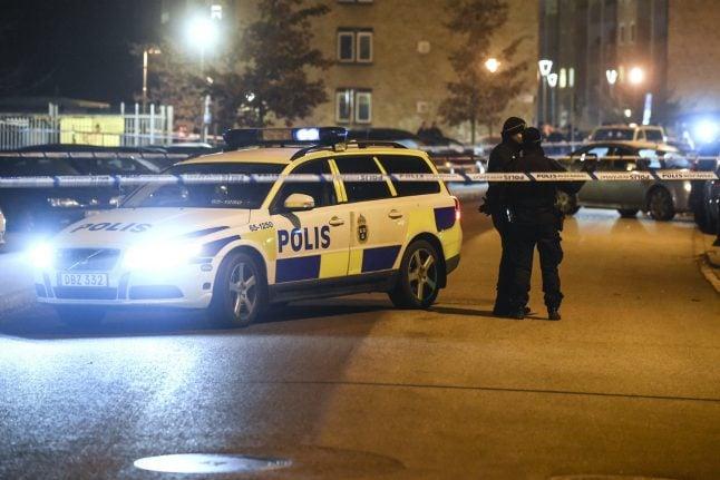 Man shot dead in car in Malmö