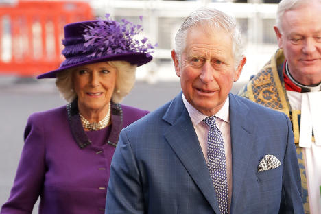 Britain's Prince Charles to visit earthquake-hit Amatrice