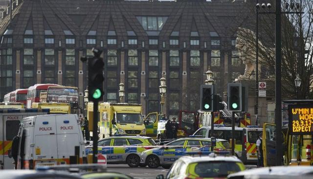 French school pupils hurt in London terror attack