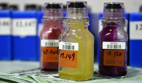 Spanish police arrest 14 and seize massive doping stash