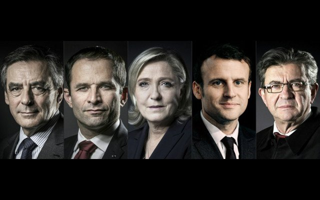 French election: Macron the likely punchbag as candidates face off on TV