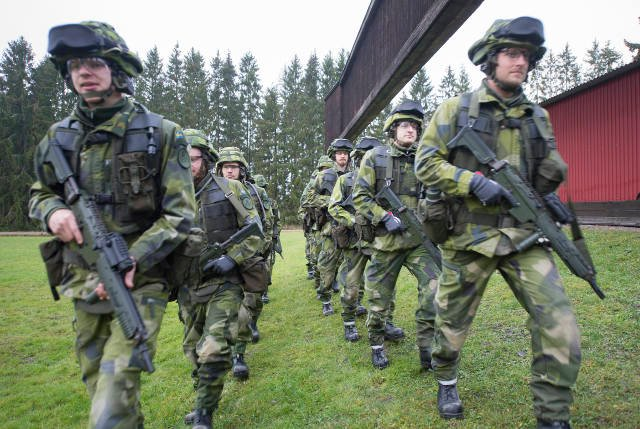 Why Sweden is bringing back the draft