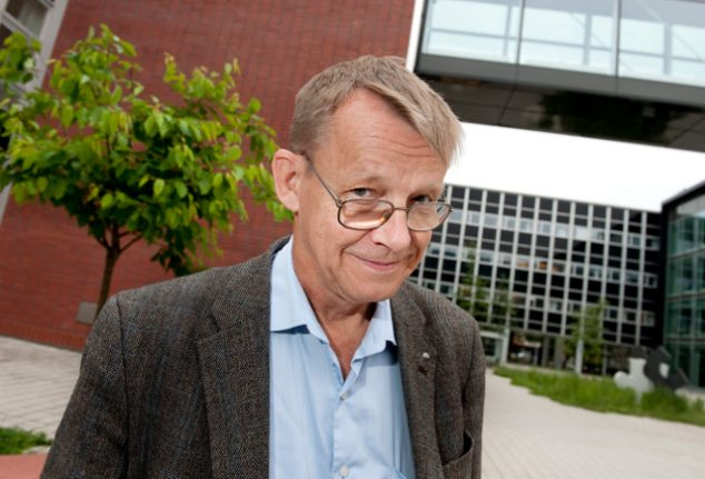 Tributes as Hans Rosling is laid to rest in Uppsala