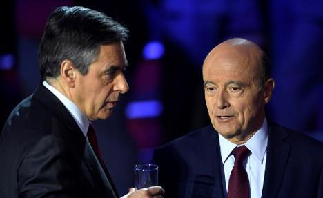 Fillon's allies jump sinking ship as calls grow for Juppé to return