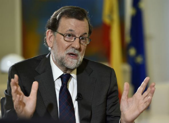 Spanish PM heads to Versailles for EU big four Brexit talks
