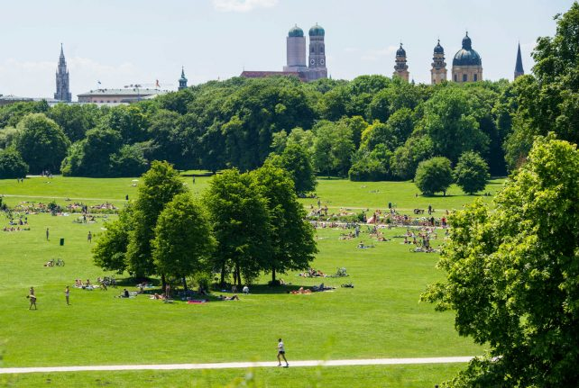 Munich IS a super cheap place to rent… if you're a banker