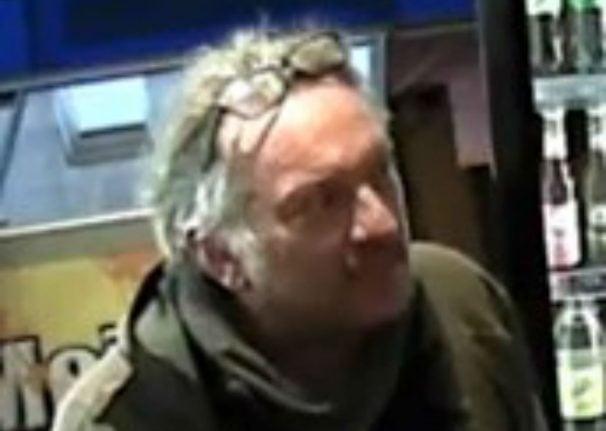 Police urgently hunt Belgian man over murder of Berlin artist