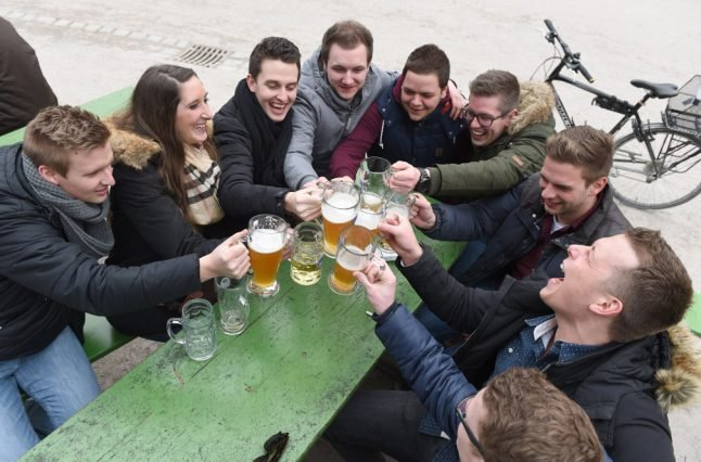 Eight rules for making friends in Germany
