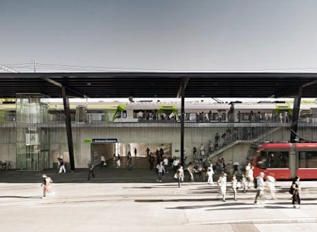 Another Swiss train derails a week after Lucerne incident
