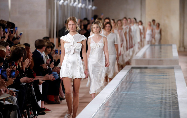 Top Paris label sacks agency over 'sadistic' abuse of models