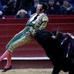 Disaster prone one-eyed matador Juan Jose Padilla is gored again