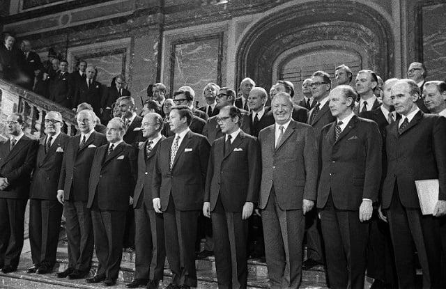 Original Treaty of Rome was 'blank', reveals veteran reporter