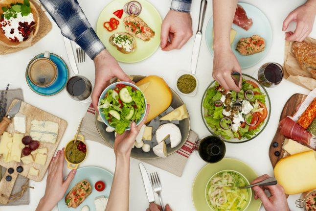 Danish chef launches shared economy dining app