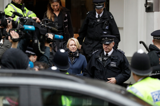 Assange report translated for Swedish prosecutors
