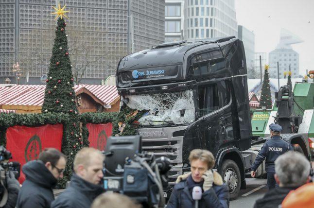 Turkey arrests three people 'linked to Berlin truck attack'