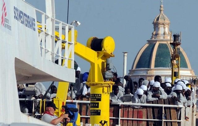 3000 migrants rescued off Libya: Italian coastguard