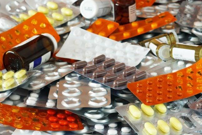 'More Norwegians than ever' take medication